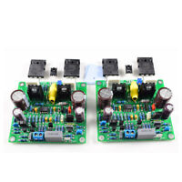 DIY Accuphase E210 Modified Power Amplifier Board