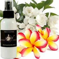 FRANGIPANI GARDENIA JASMINE Car Air Freshener Deodoriser VEGAN/CRUELTY FREE