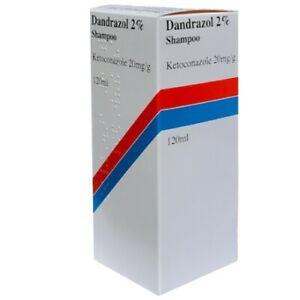 Anti-Dandruff Treatment 120ml Bottle Eczema, Dandruff & Itchy Scalp