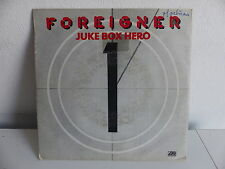 FOREIGNER Juke box hero 11670