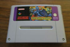 SUPER GHOULS'N GHOSTS     ----   pour SUPER  NINTENDO / SNES - PAL