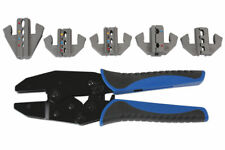 Genuine Laser Tools 6484 Crimping Kit -  5 Automotive Heads