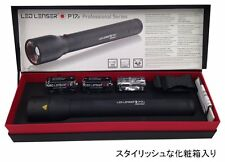 Led Lenser P17.2 Professional 450 Lumen LED Torch Flashlight w/3x D-Cell  ✔NEW✔