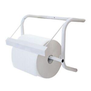 Portarotolo industriale a muro carta cucina da parete porta rotolone ascugamani