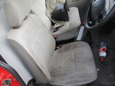 VW TRANSPORTER T4 SEAT DRIVER SIDE FRONT CARAVELLE CAMPER CLOTH 1996 - 2003