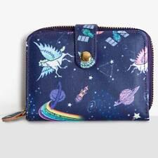 Unicorn Purse Lindy Bop Cute Space Unicorn Blue Gift Rainbow Wallet Ladies