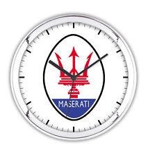 Horloge Murale 31.5 cm --------- Masérati