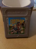 Original Nintendo GameBoy  Play Action Football Game  Made in Japan