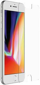 OtterBox Alpha Glass iPhone 8 Plus, 7 Plus, 6s Plus, 6 Plus Clear Easy Open Box