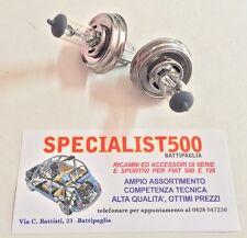 FIAT 500 F/L/R COPPIA LAMPADA ALOGENA H5 LAMPADINA FANALE P45T 12V 60/55W