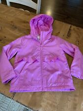 Jcrew Crewcuts Girls Lightweight Jacket Size 10 EUC