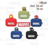 Official Disney Marvel Figure Soft Jelly Airpods Pro Case Cover + Free Tracking
