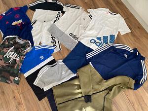 Boys Adidas Bundle 9-10