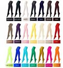 # 1 Pairs 80 Den Solid Colors Pantyhose Fullfoot Tights