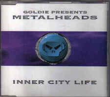 Metalheads-Inner City Life cd maxi single