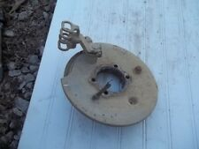1999 YAMAHA BIG BEAR 350 2WD REAR BRAKE DRUM BACKING PLATE