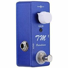 Mosky TM Overdrive Guitar Effect Pedal True Bypass based on Timmy Overdrive