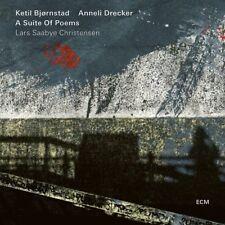 KETIL BJORNSTAD - SUITE OF POEMS   CD NEUF BJORNSTAD,KETIL