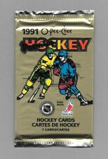 1990-91  OPC PREMIER HOCKEY , 1  PACK ,  ( FACTORY SEALED )