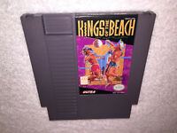 Kings of the Beach (Nintendo Entertainment System, 1990) NES) Game Cartridge Exc