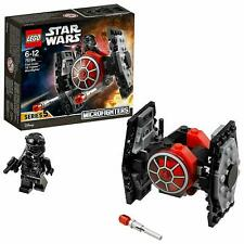 LEGO Star Wars First Order Tie Fighter Microfighter 75194  New  FREE P+P