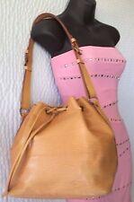 Louis Vuitton Epi Noe Drawstring Handbag