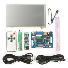 7 inch HDMI HD 1024x600 Touch Screen Display Module Board Kit For Raspberry Pi