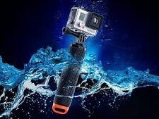 GoPro Hand Grip Waterproof Floating Tripod Stick Hero 5 Handle Mount Black