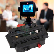P200 Quick Release Clamp QR Plate for Manfrotto 501 500AH 701HDV 577 503HDV 16GB