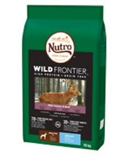 Nutro Dry Wild Frontier Venison & Beef Large Breed Complete Dry Dog Food 10kg