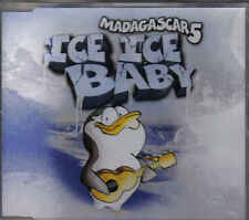 Madagascar 5-Ice Ice Baby cd maxi single 2 tracks