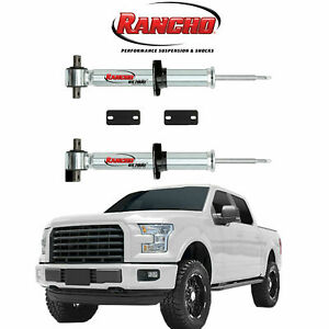 "RANCHO 2"" Strut Suspension Front Leveling Kit 2014-2020 Ford F150 4WD"