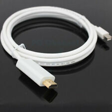 Mini Displayport to HDMI Male to Male 6FT 6F Cable Adapter For Apple Macbook Pro
