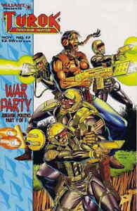 Turok, Dinosaur Hunter #17 Valiant November 1994 MINT