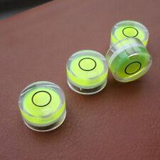 50 x 17 mm Orange Angle Clair Mini Round Bubble Spirit Bullseye niveau répalage