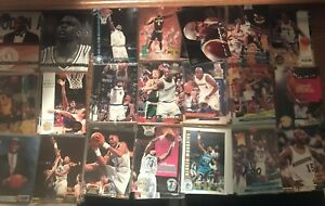 HUGE 90'S ROOKIE INVESTMENT / RESALE LOT (2000+) 1990-91 -TO 199-00 KG ZO TMAC