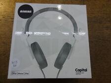 AIAIAI Capital Headphones Alpine White w Music Control & Microphone