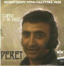 EUROVISION 1974 45 TOURS BELGIQUE PERET