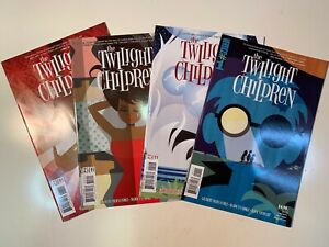 The Twilight Children #1-4 1 2 3 4 Complete DC Vertigo Comics Darwyn Cooke NM