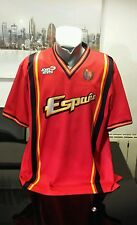 CAMISETA SHIRT VINTAGE JOHN SMITH SELECCIÓN ESPAÑA SPAIN BASKETBALL  TALLA XXL