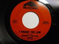 Bobby Fuller Four - I Fought The Law  MINT!!  1965