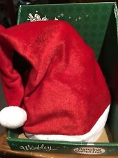 New Wembley Musical Dancing Santa Hat