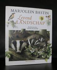 Marjolein Bastin # LEVEND LANDSCHAP # 1993, nm+++