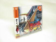 CHOUKOUSENKI KIKAIOH Tech Romancer CAPCOM Brand NEW Dreamcast Sega Game dc