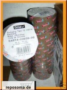 ab 0.015€/m TESA ® Paketklebeband Paketband Klebeband braun transparent gemischt