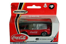 Matchbox ~COCA-COLA~ 1999 Ford Mustang Convertible #9