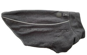 Ruffwear Fernie Dog Sweater Gray Size Small