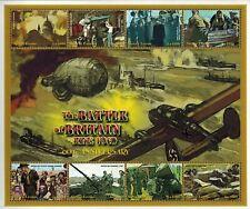 MODERN GEMS - Sierra Leone - Battle of Britain 60th Anniv. IV - Sheet of 8 - MNH