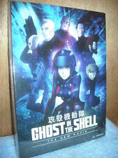 Ghost In The Shell : The New Movie (DVD, 2016)