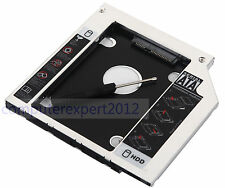 "2nd 2.5"" HDD SSD Hard Drive Caddy for Asus K551LB R510CA X750LN X550LB B551LG"